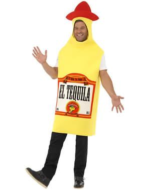 Fato de garrafa de tequila