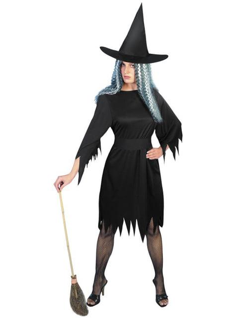 Böse Hexe Damen Kostüm