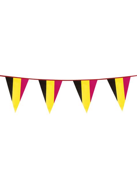 Banderín de la bandera de Bélgica - barato