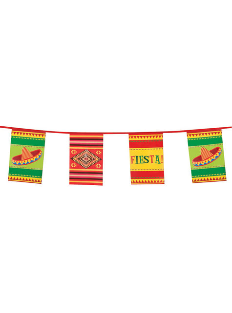 Mexican Party banner