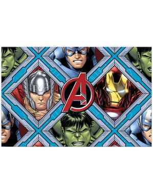 Imposing Avengersプラスチックテーブルクロス