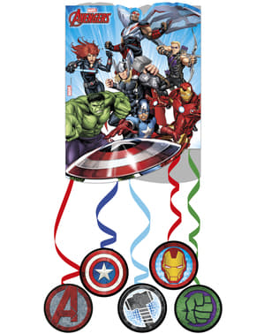 Piniata de The Avengers Infinity War