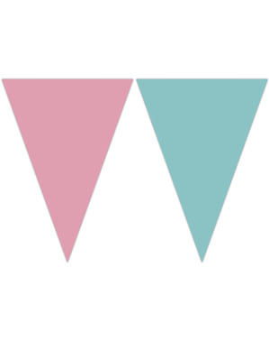 Vaaleanpunaturkoosi lippukoriste