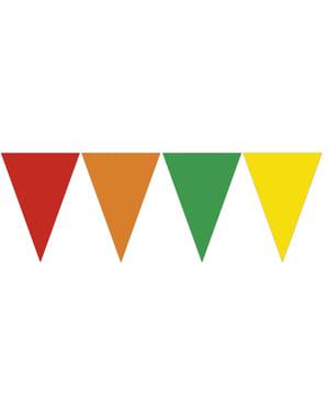 Bandeirola multicolor