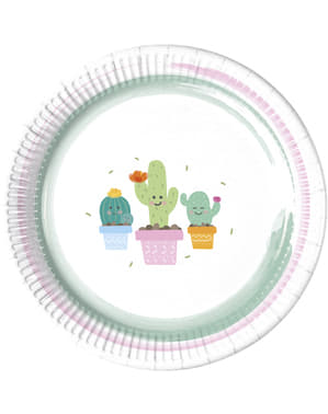 8 Funny Kaktuszok lemezeken (23 cm)