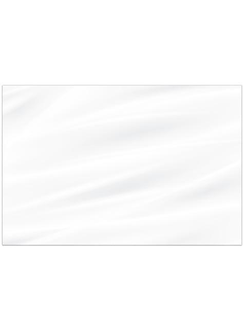 Mantel de plástico de elegante tonos pastel