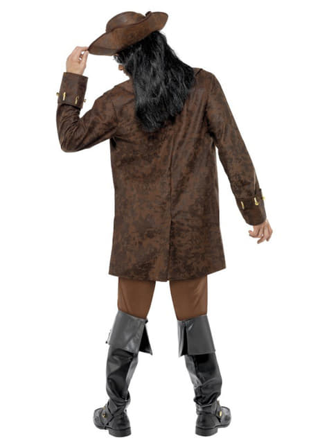 Disfraz de bucanero classic - hombre