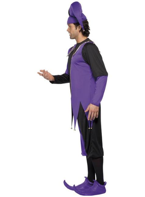 Disfraz de bufón de la corte - original