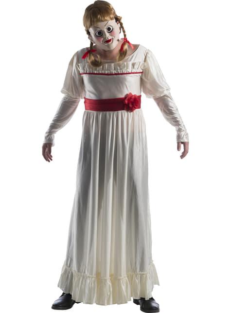 Deluxe Annabelle kostuum voor vrouw
