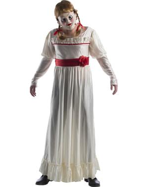 Maskeraddräkt Annabelle deluxe dam