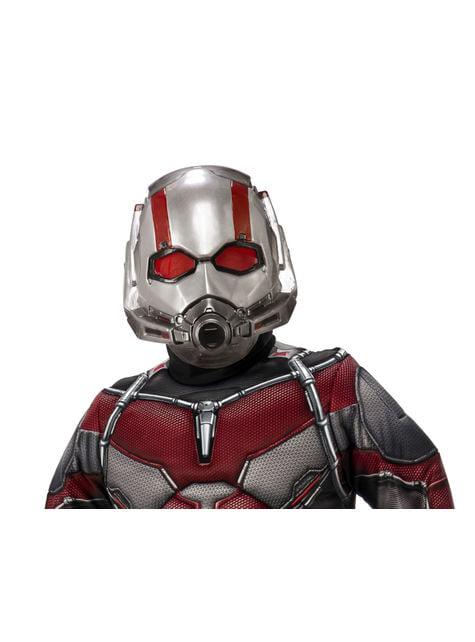 Máscara de Ant Man para niño - Ant Man y la Avispa