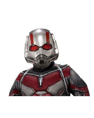Máscara de Ant Man para menino - Homem-Formiga e a Vespa