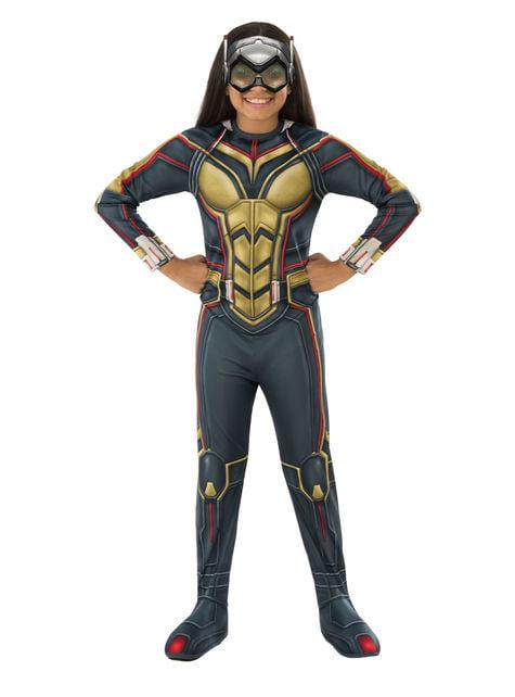 Disfraz de Avispa para niña - Ant Man y la Avispa