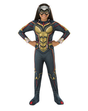 Wasp costume for girls - Ant Man and the Wasp