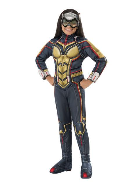 Disfraz de Avispa deluxe para niña - Ant Man y la Avispa