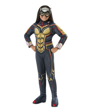 Deluxe Wasp costume for girls - Ant Man and the Wasp