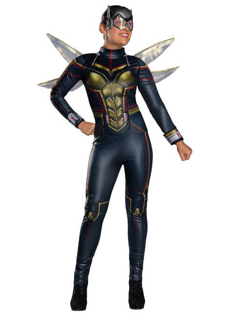 Deluxe Wesp kostuum voor vrouw - Ant Man and the Wasp