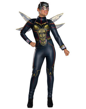 Deluxe Wasp kostyme til dame - Ant Man and the Wasp