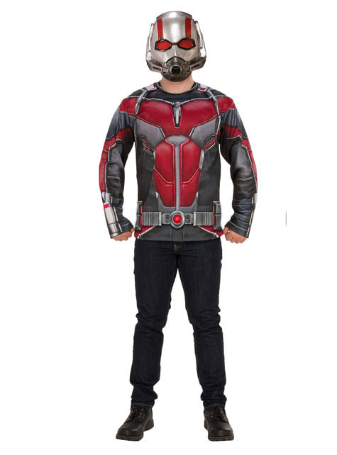 Ant Man kostume til mænd - Ant Man and the Wasp