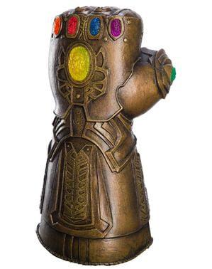 Manopla do Infinito de Thanos deluxe para adulto - Vingadores Infinity War