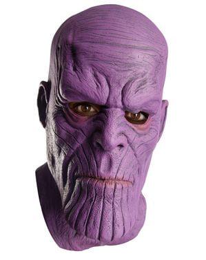 Máscara de Thanos deluxe para homem - Vingadores Infinity War