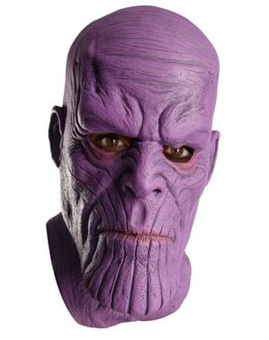 Masque Thanos deluxe homme - Avengers: Infinity War