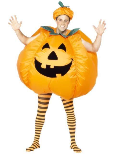 Inflatable Pumpkin Adult Costume