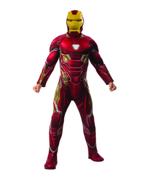Infinity War - Deluxe Iron Man asu miehille - Avengers