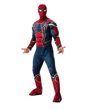 Déguisement Iron Spider deluxe homme - Avengers: Infinity War