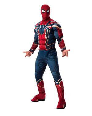 Deluxe Iron Spider kostyme til menn - Avengers: Infinity War