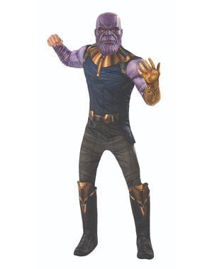 Maskeraddräkt Thanos deluxe vuxen - The Avengers Infinity War