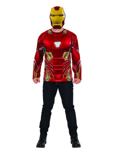 Iron Man kostume til mænd - Avengers: Infinity War