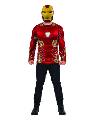 Fato de Homem de Ferro para homem - Vingadores Infinity War