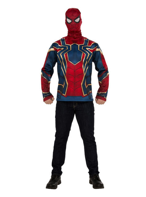 Disfraz de Iron Spider para hombre - Vengadores Infinity War
