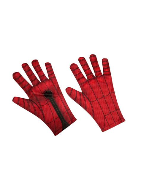 Spiderman Gloves for men - Spiderman Homecoming