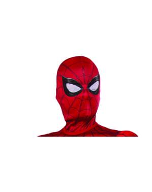 Spiderman maske til gutter