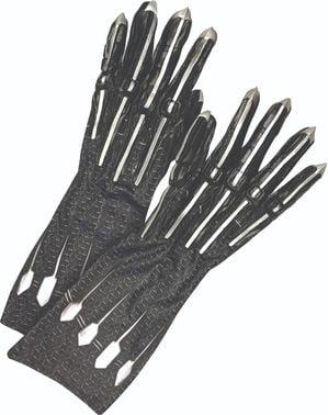 Deluxe Black Panther handschoenen voor mannen