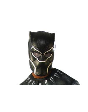 Máscara de Black Panther para hombre