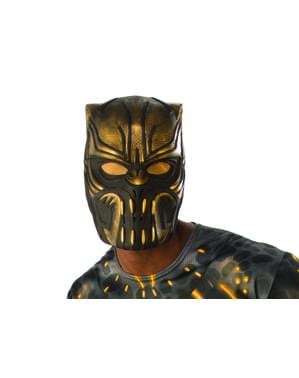 Máscara de Erik Killmonger para homem - Black Panther