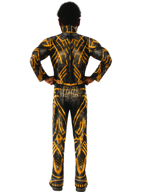 Disfraz de Erik Killmonger deluxe para niño - Black Panther - infantil