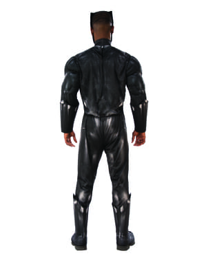 Déguisement Black Panther deluxe homme