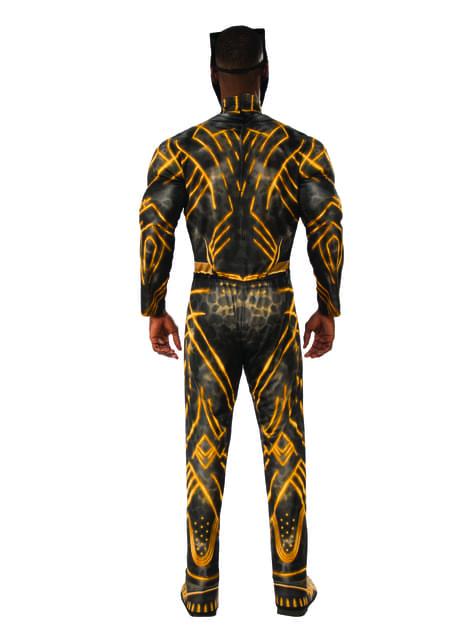 Strój Erik Killmonger Battle Suit męski - Black Panther