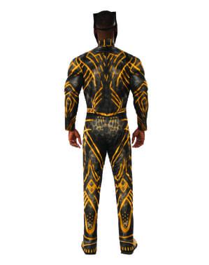 Costume di Erik Killmonger Battle Suit per uomo - Black Panther