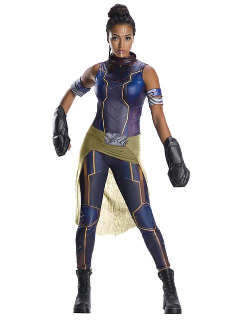 Deluxe Shuri kostuum voor vrouw - Black Panther