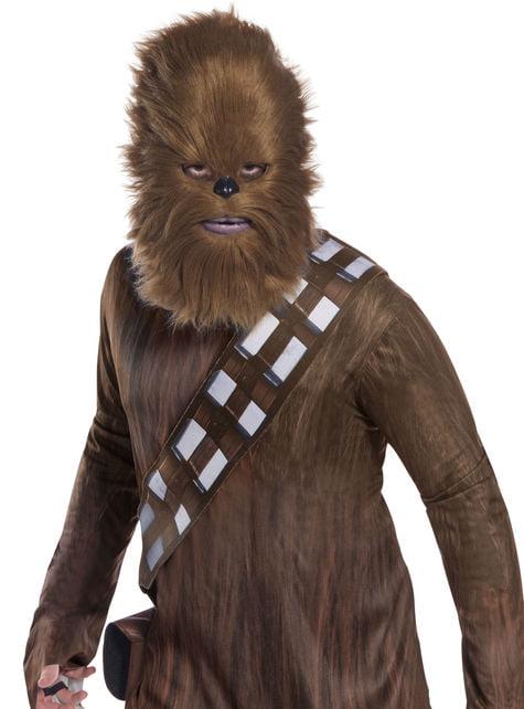 Máscara de Chewbacca para hombre - Star Wars