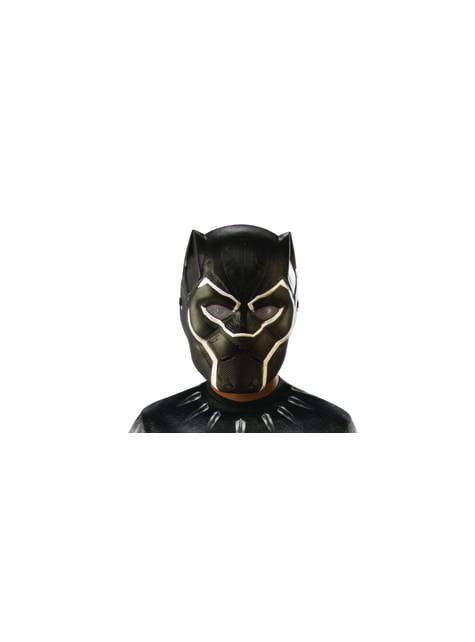 Chlapecká maska Black Panther
