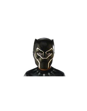 Máscara de Black Panther para menino