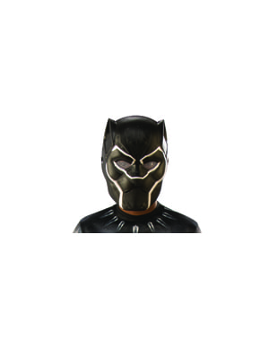 Mask Black Panther barn