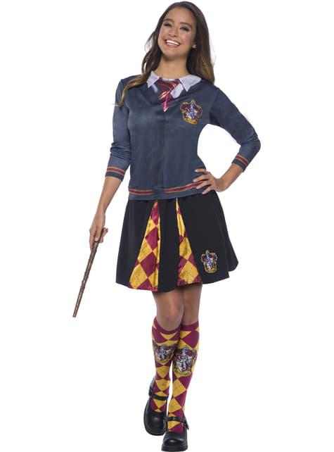 Gryffindor skirt for women - Harry potter