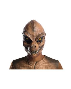 Máscara de Tiranossauro Rex para menino - Jurassic World